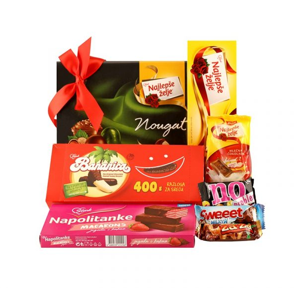 Start Sweet Box Glasnik slatki paketi