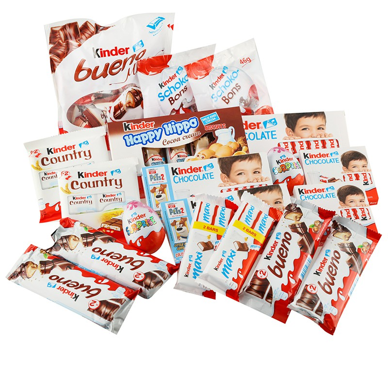Kinder sweet box miami glasnik box
