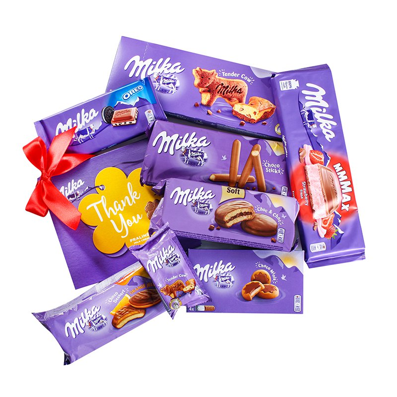 Glasnik Box Milka Sweet paketi