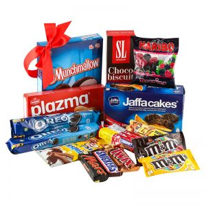 Sweet mix glasnik box slatki paketi