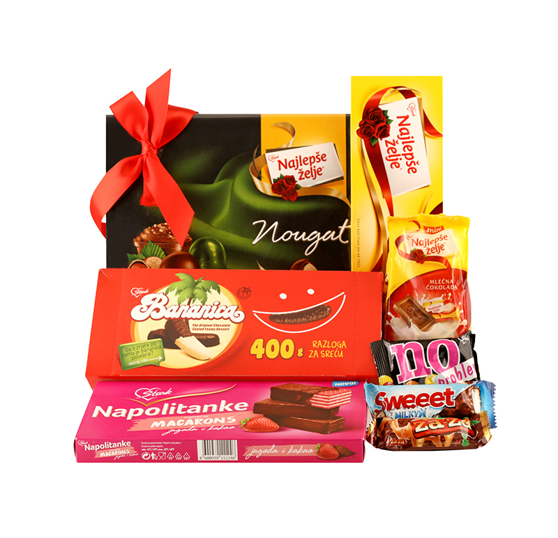 Stark sweet box glasnik paketi