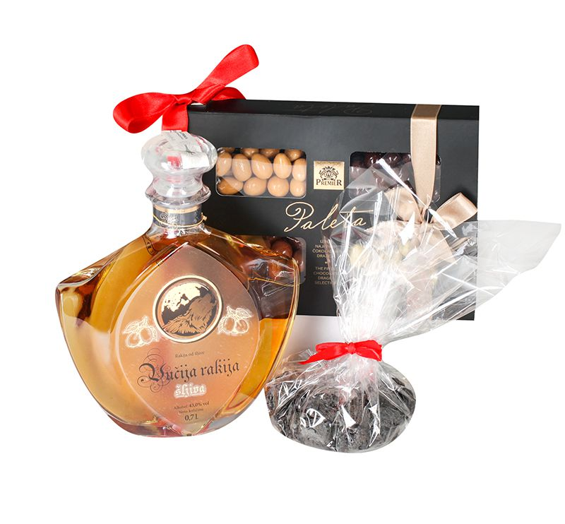 rakija glasnik box paket