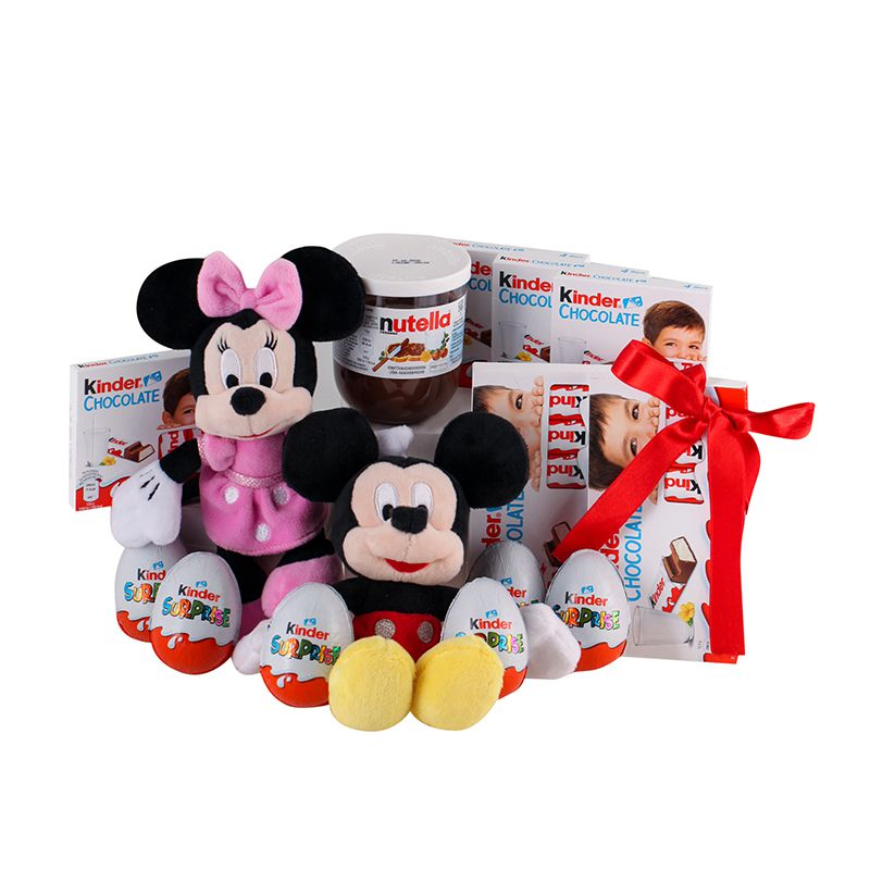 disney sweet box glasnik slatki paket